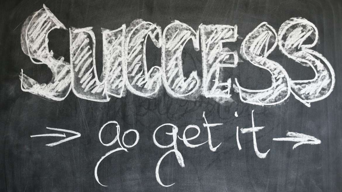 Success: A Valuable Lesson Learned